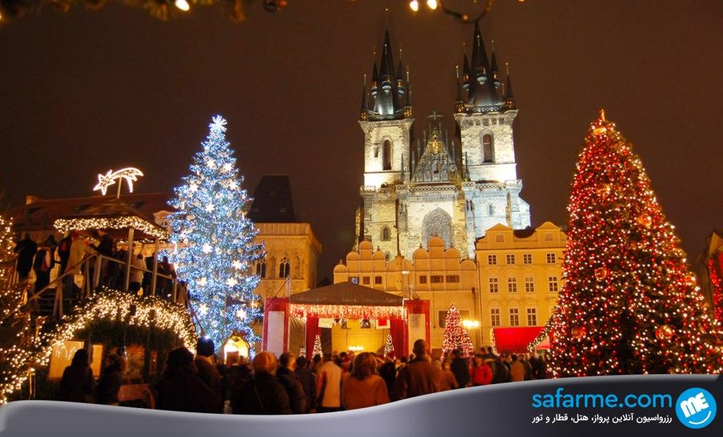 شهر پراگ در جمهوری چک | Prague