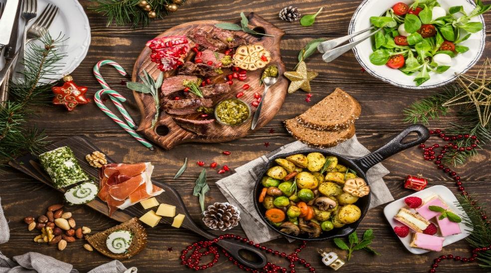 غذاهای کریسمس در اسپانیا