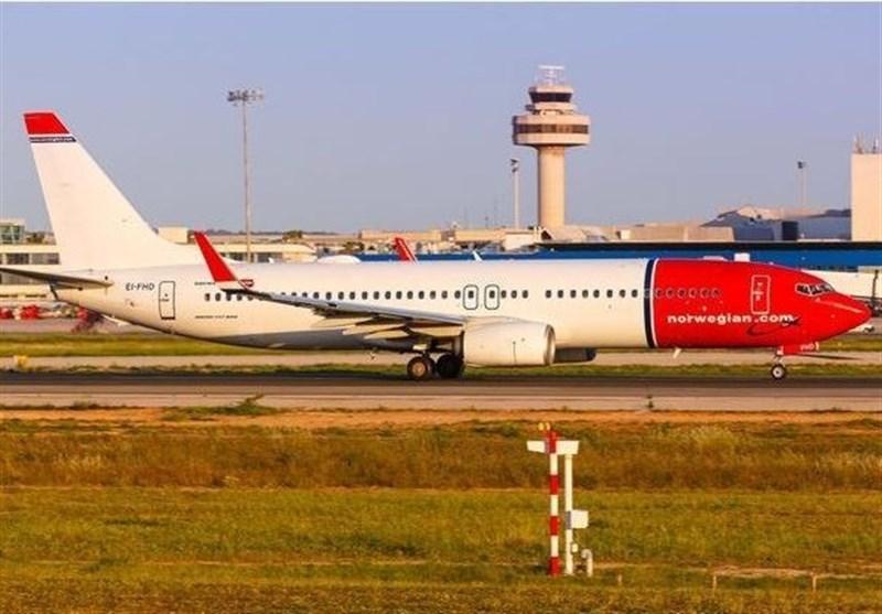 هواپیمای نروژی بوئینگ 737