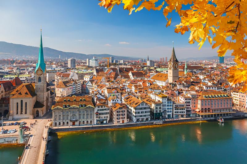 فم تریپ در سوئیس و فرانسه
