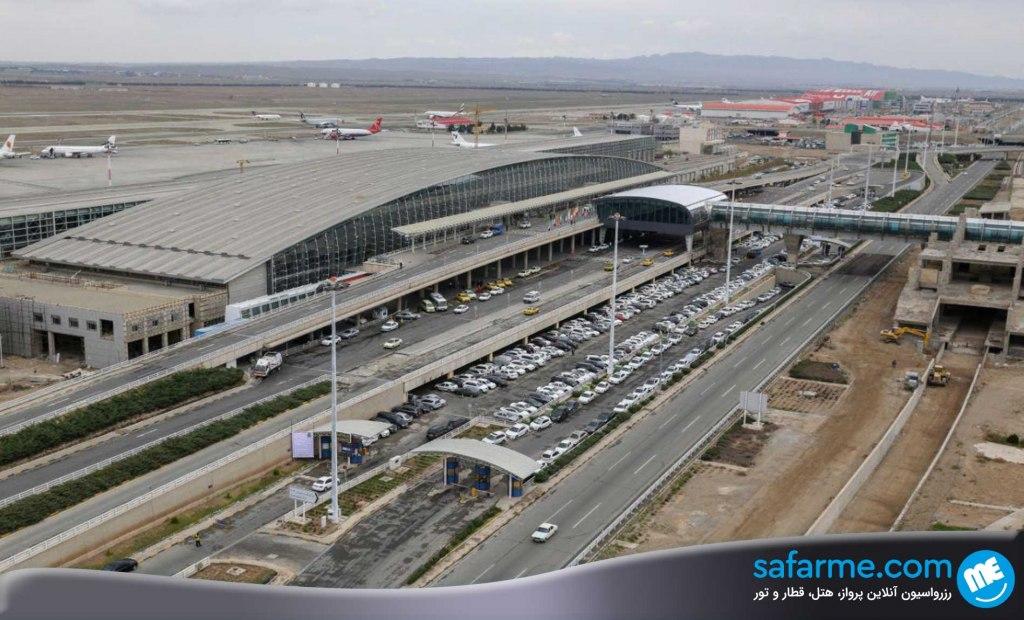 تاریخچه فرودگاه امام خمینی