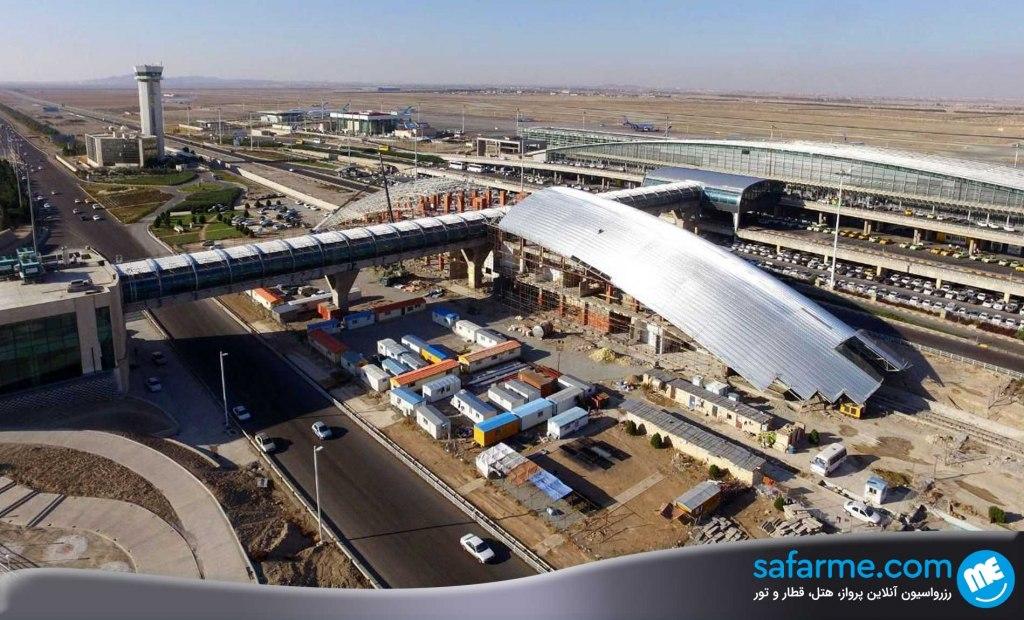 معماری فرودگاه امام خمینی