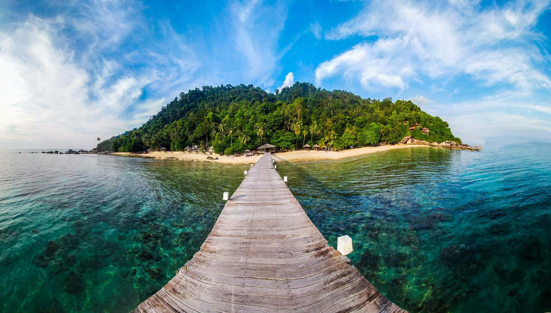 جزیره تیامون