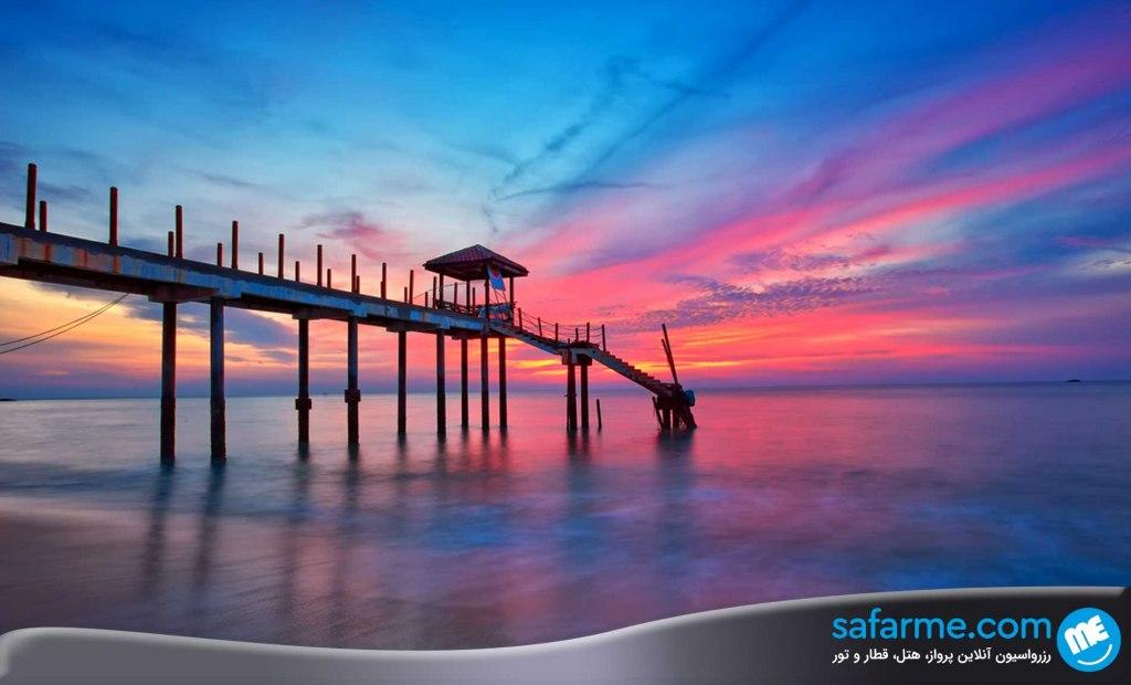 ساحل کراچات | Pantai Keracut