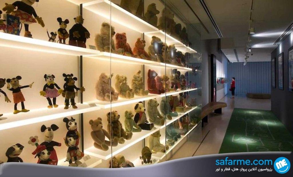 موزه اسباب بازی های مینت | MINT Museum of Toys