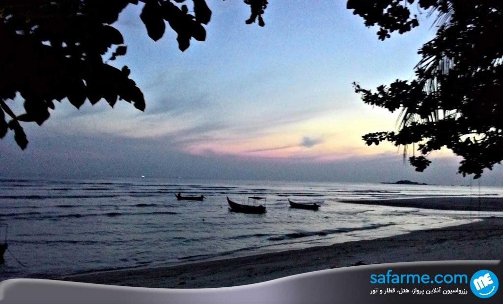 ساحل تانجونگ بونگاه | Tanjung Bungah