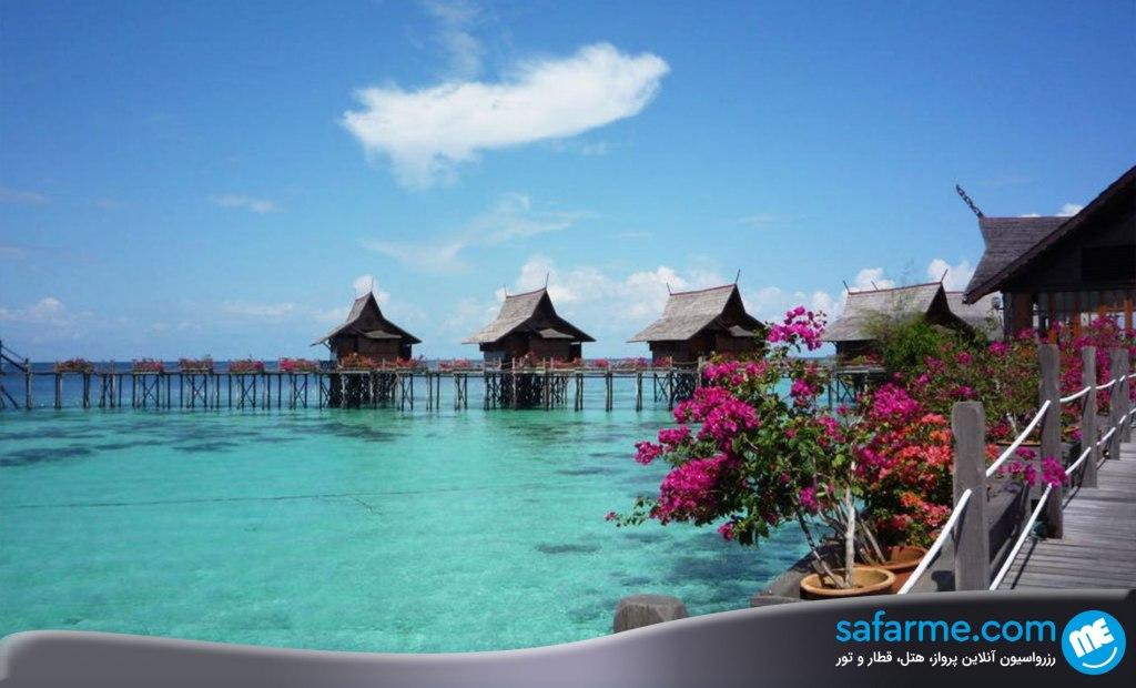 جزیره کاپالای صباح مالزی