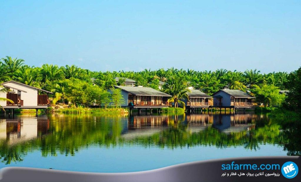 جاذبه های گردشگری پاهانگ مالزی