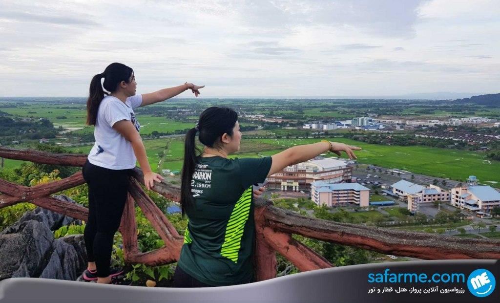 جاذبه های گردشگری پرلیس مالزی