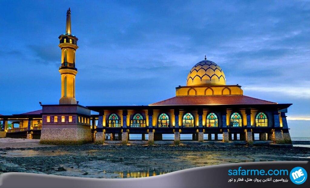 مسجد متحرک الحسین | Al Hussain Mosque