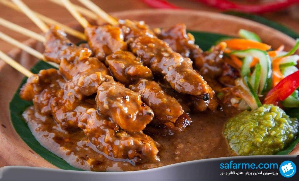 خورد و خوراک در پاهانگ مالزی
