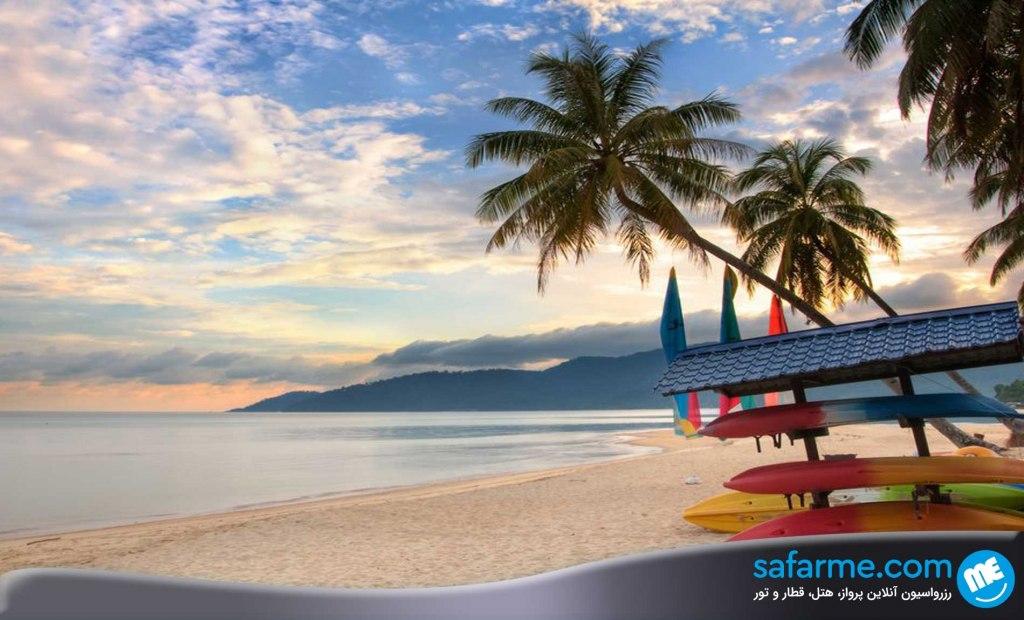 جزیره تیومان | Tioman Island