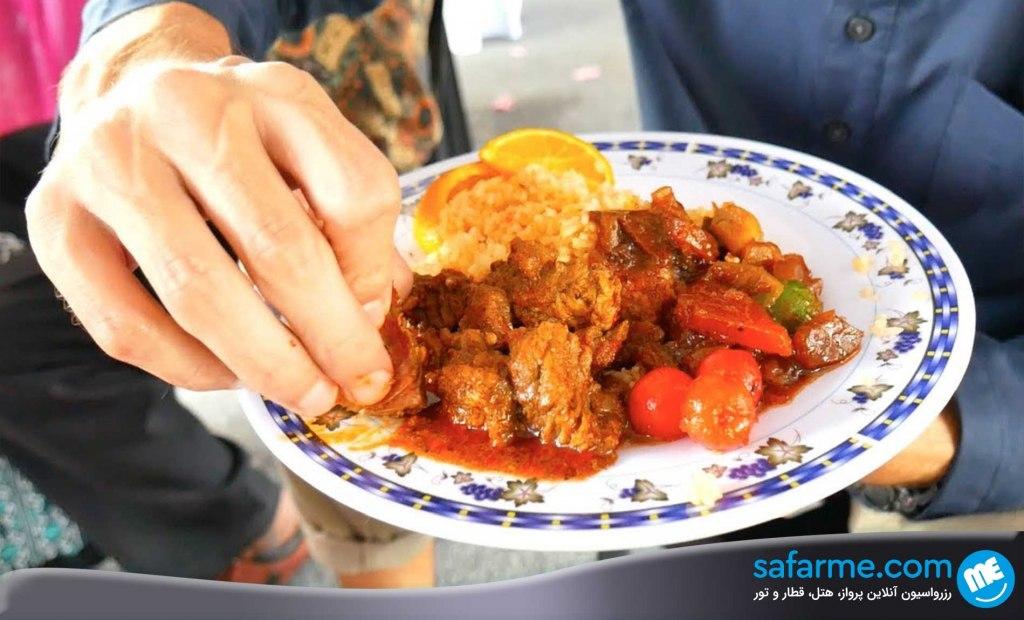 خورد و خوراک در پرلیس مالزی