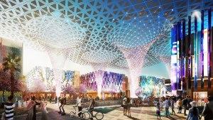 نمایشگاه اکسپو 2020 دبی