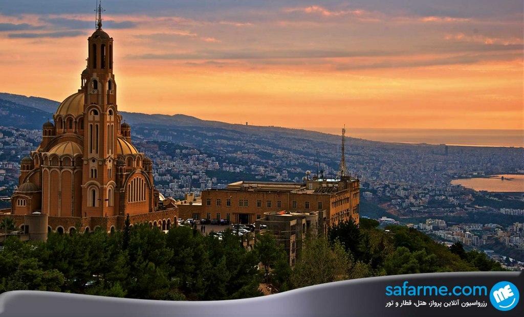 سفر به لبنان بدون ویزا