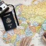 مدت زمان اقامت در کشورهای بدون ویزا برای ایرانیان!