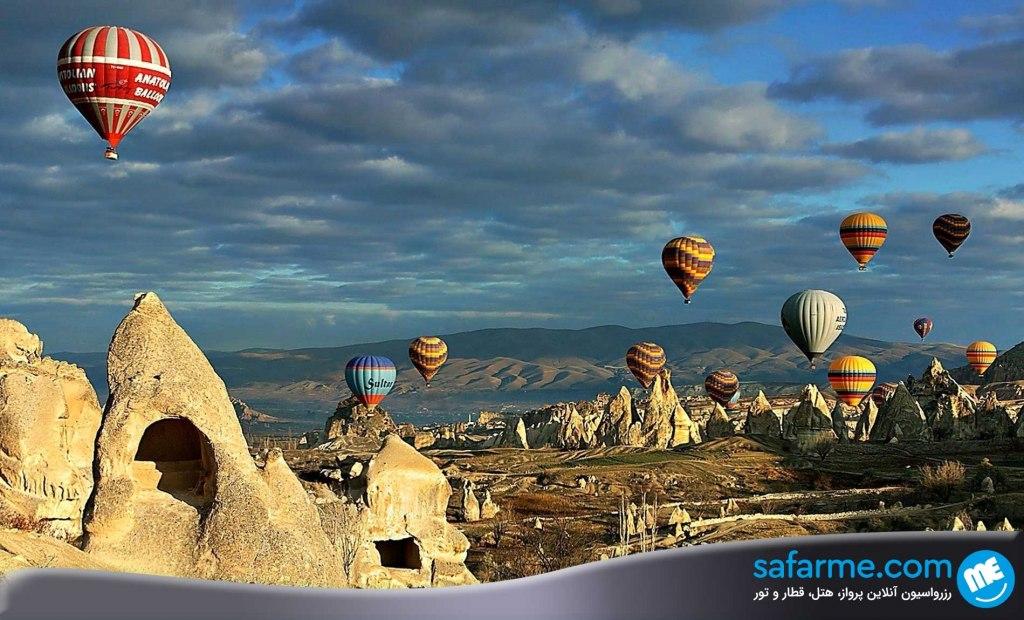 سفر به ترکیه بدون ویزا