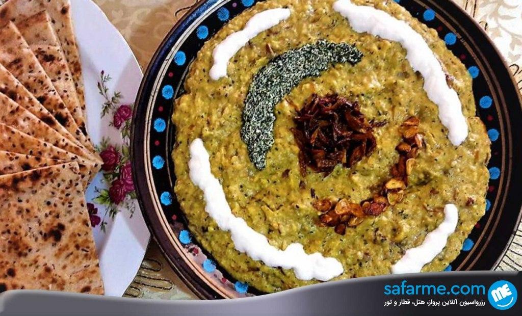 غذاهای ماه رمضان در سفره رنگی ایرانیان