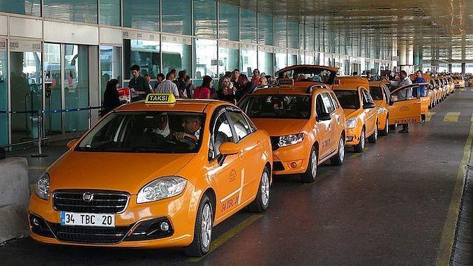 حمل و نقل با تاکسی