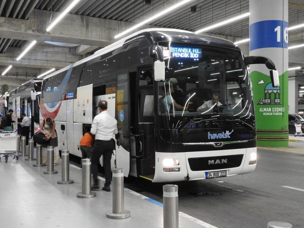 شاتل هاوایست استانبول در فرودگاه جدید استانبول