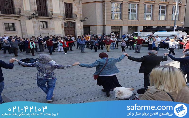 رقص کاتالونیایی