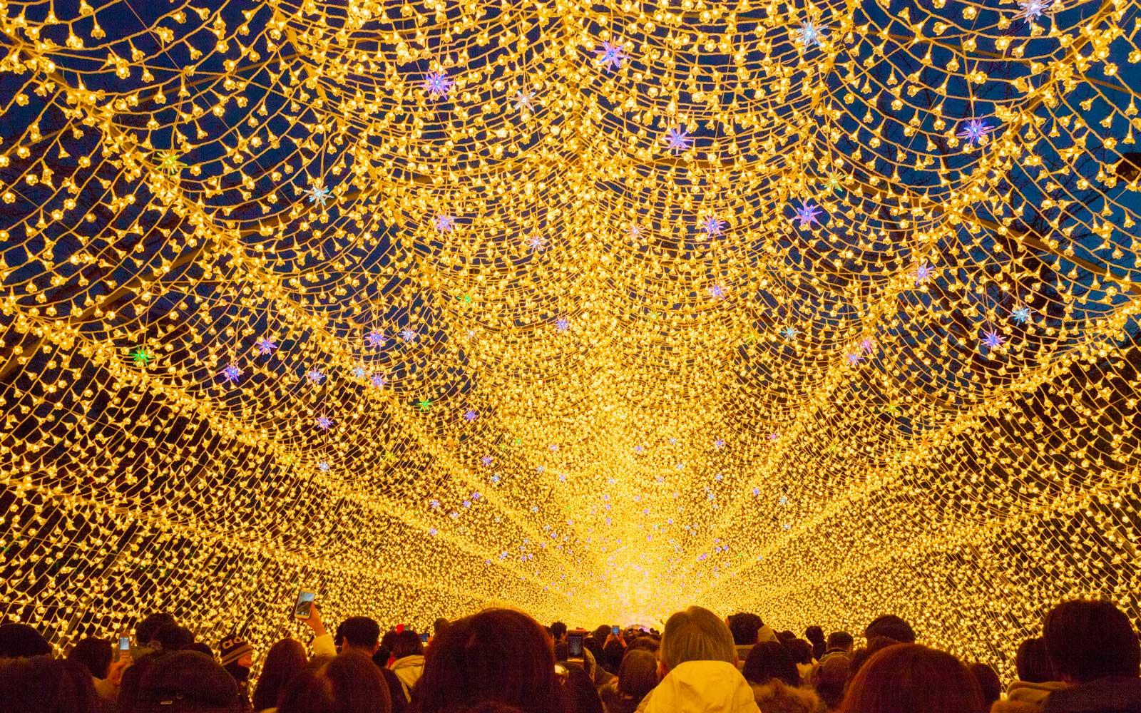 فستیوال روشنایی ژاپن