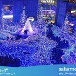 فستیوال روشنایی زمستانی در کارِتا شیدوم