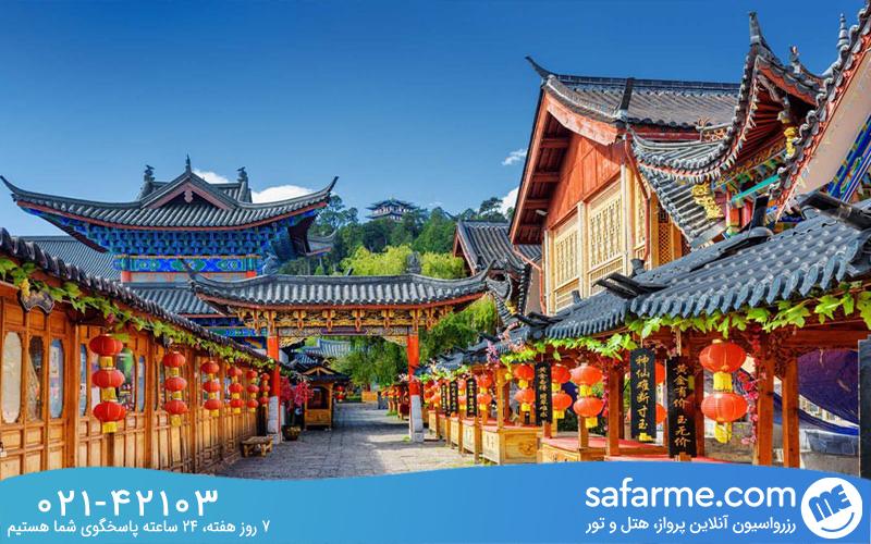 آب و هوای شهر ووهان چین