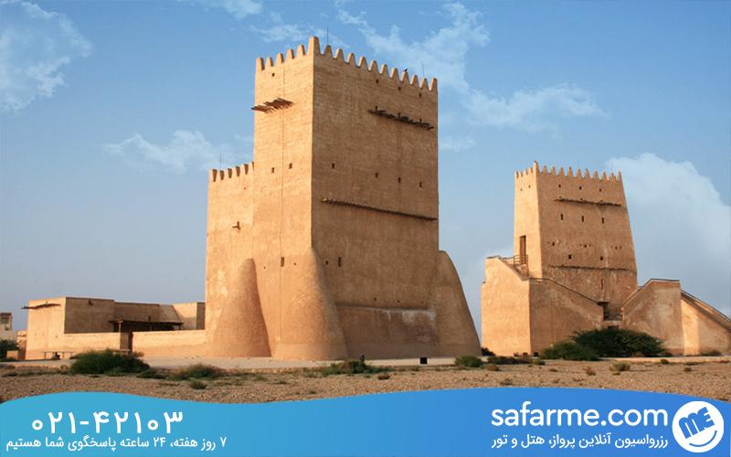برج های برزان دوحه قطر