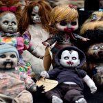 جزیره عروسک های مکزیک، جزیره ترسناک روح سرگردان!