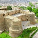 قلعه فلک الافلاک لرستان یادگاری از دوران ساسانیان