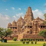 معبد خاجوراهو در هند