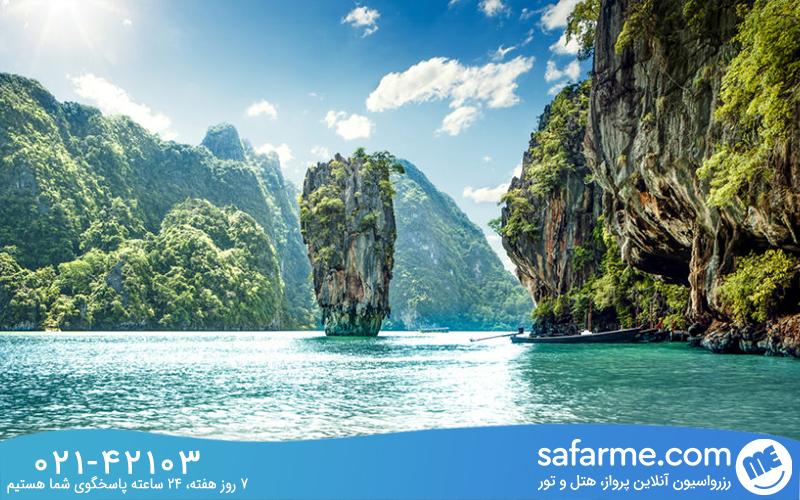پارک ملی آئو پانگ نگا (Ao Phang Nga