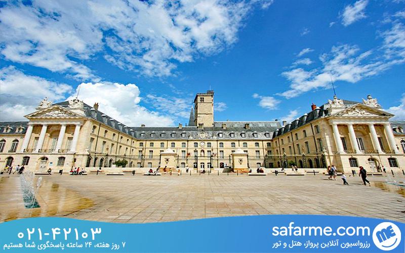 کاخ دوک ها (Ducal Palace)