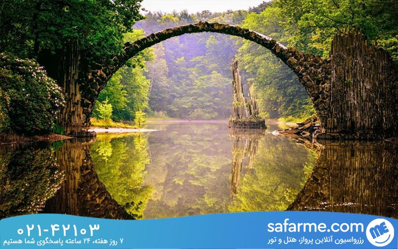 پل های تاریخی جهان