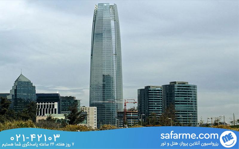 برج گرن تره سانتیاگو