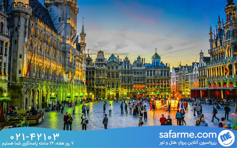 بلژیک_و_هزینه_های_زندگی_در_آن_چگونه_است؟