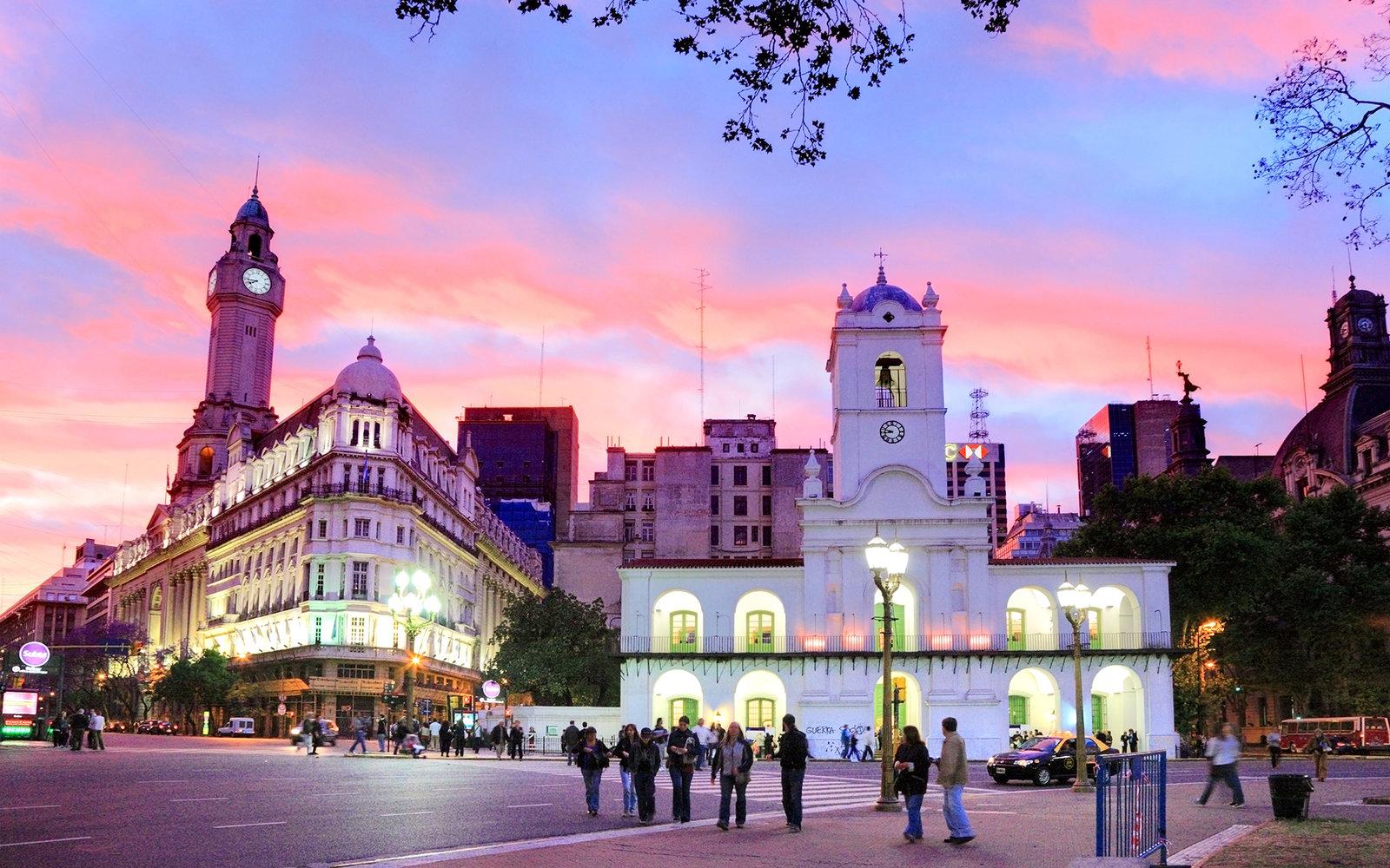 سفر به آرژانتین