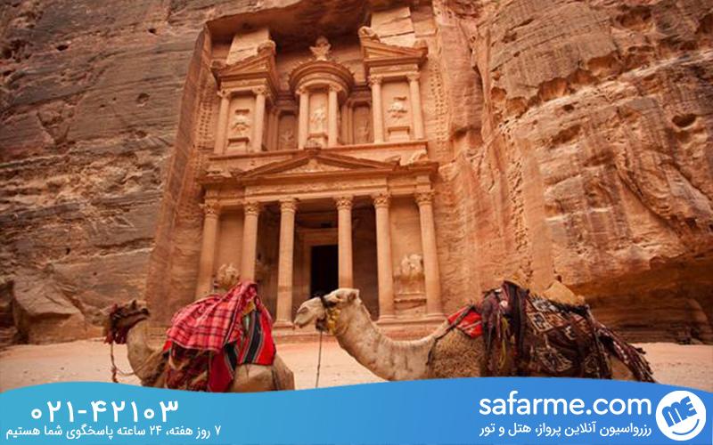 سفر به کشور اردن
