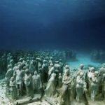 شهرهای گمشده زیر آب