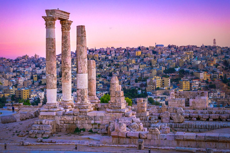 سفر به اردن - گردشگری اردن