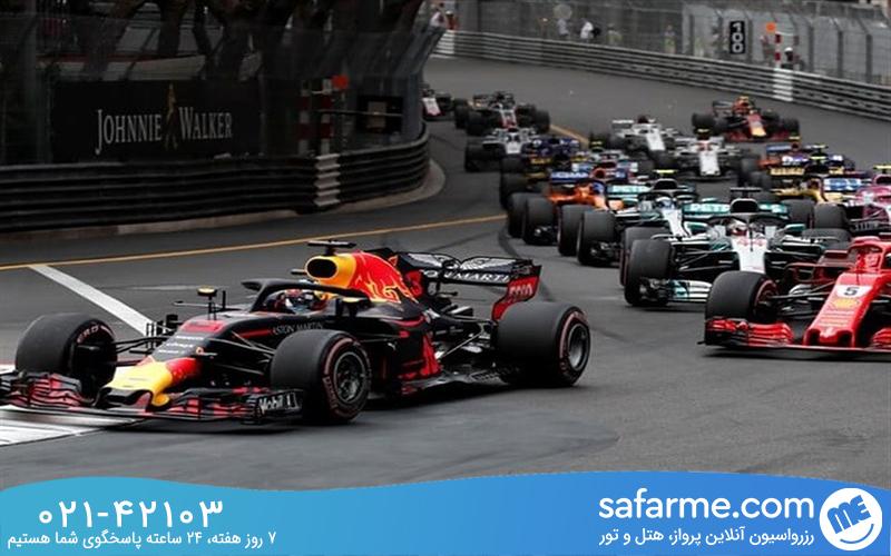 مسابقه فرمول یک موناکو