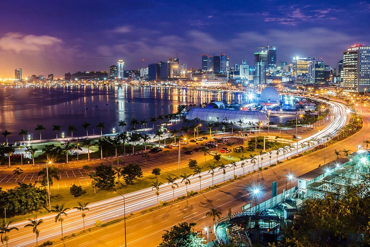 کشور آنگولا