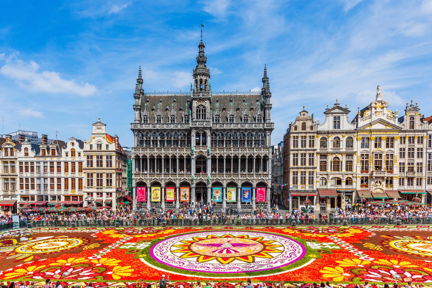 فرهنگ و رسوم مردم بلژیک