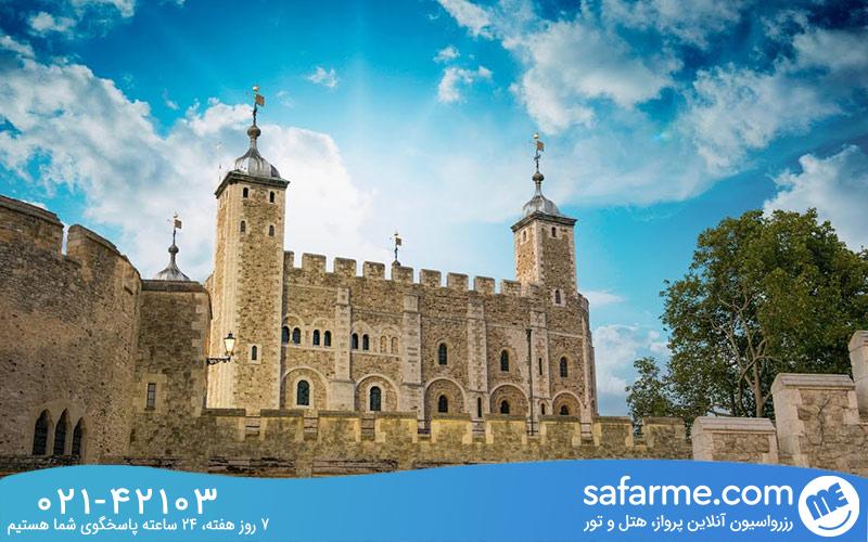 قدمت برج لندن