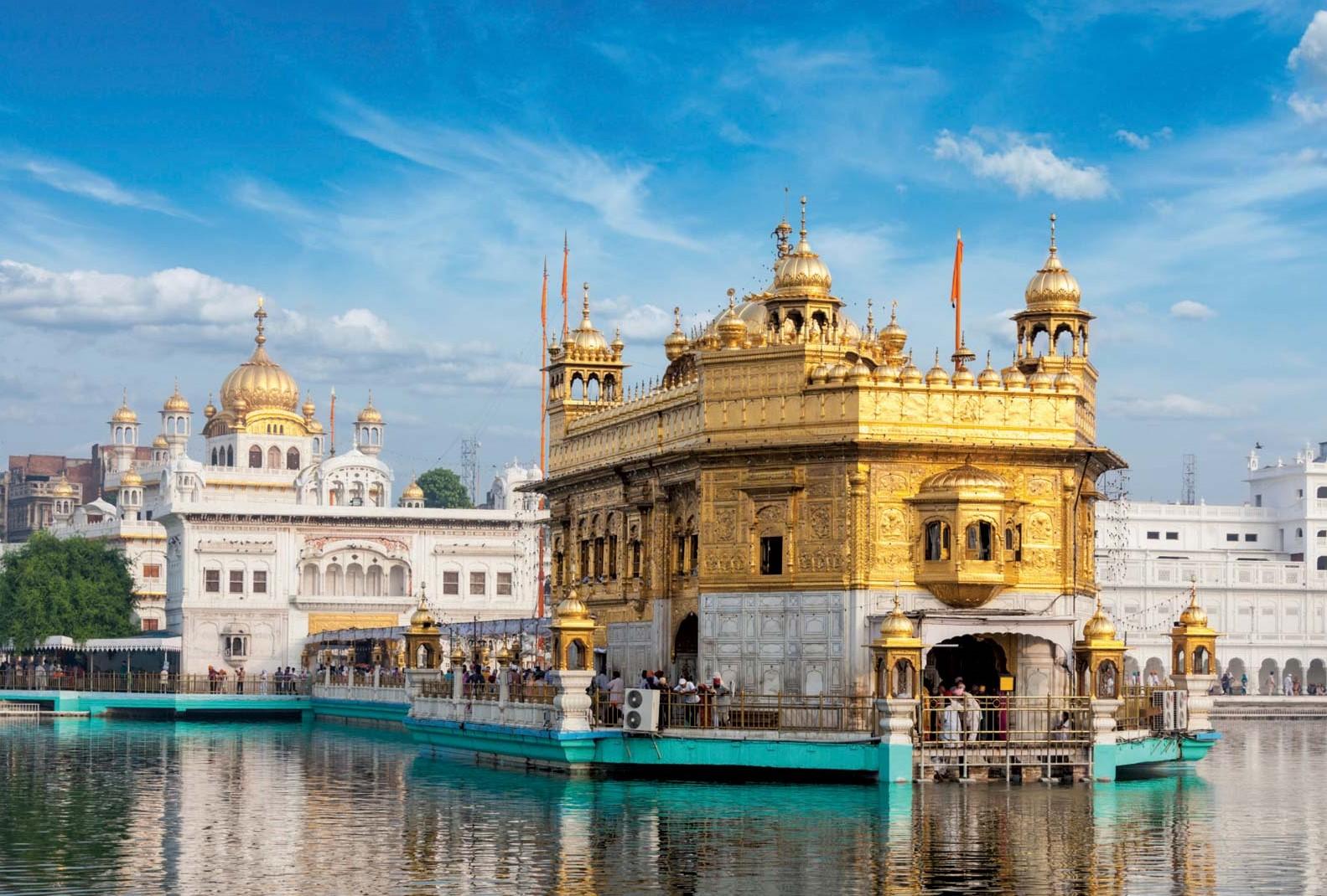 معبد هارماندیر هندوستان