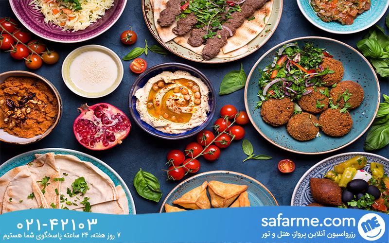 معروف_ترین_غذاهای_لبنانی_در_سفر_به_لبنان_کدامند