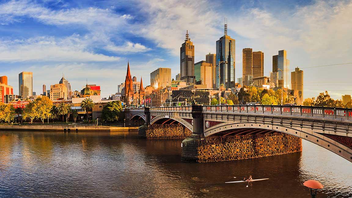 ملبورن استرالیا