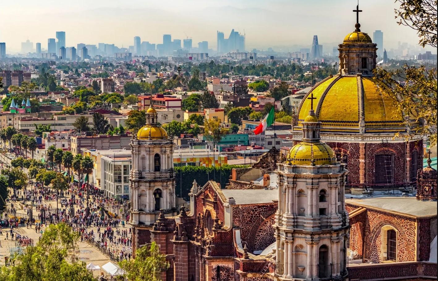 جاذبه های دیدنی مکزیک