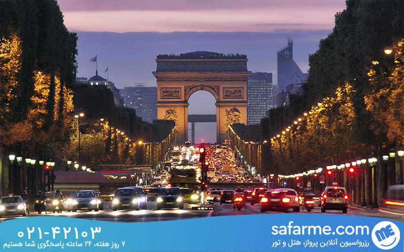 چرا_طاق_پیروزی_برای_مردم_فرانسه_ارزشمند_است؟